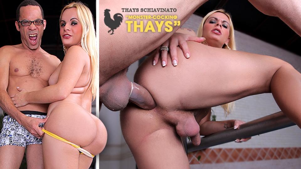 Thays schiavinato Tranny