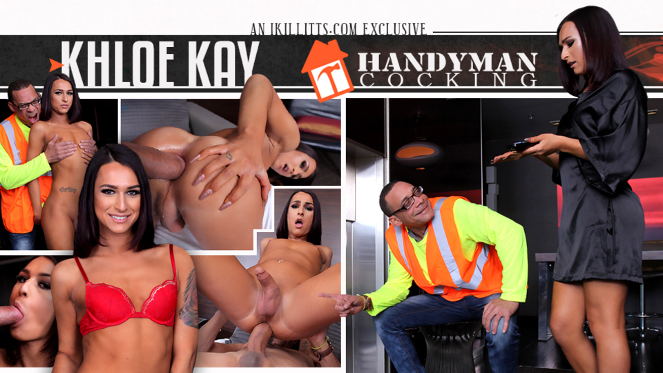 Trans500.com - Handyman Cocking
