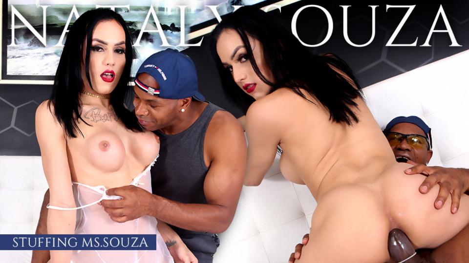 Trans500.com - Stuffing Ms.Souza