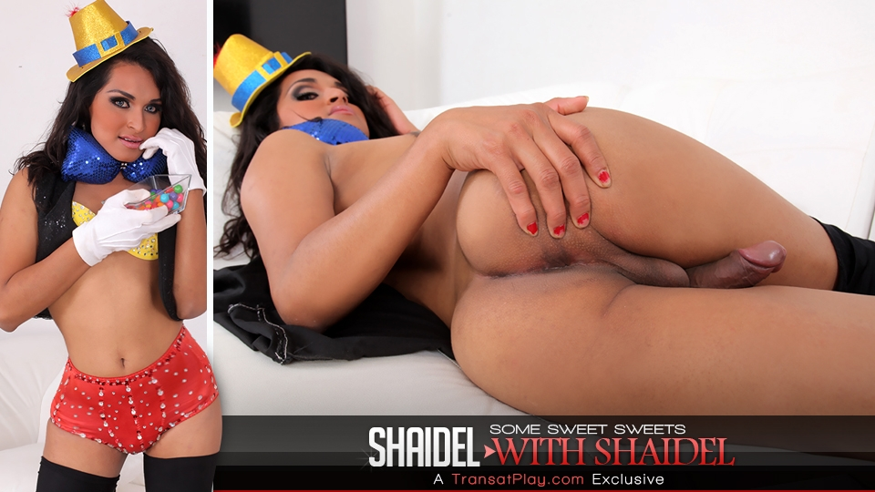 Trans500.com - Some Sweet Sweets with Shaidel