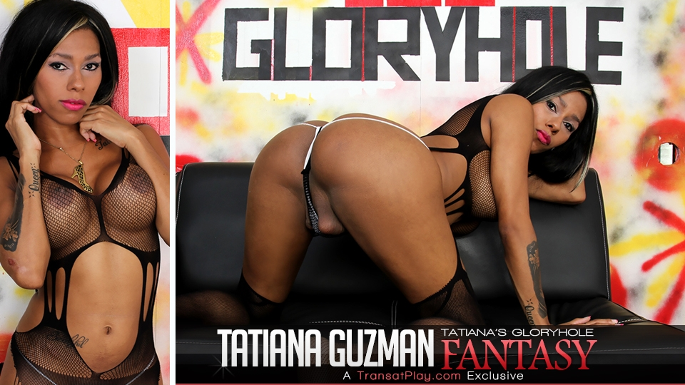 Trans500.com - Tatiana's Gloryhole Fantasy