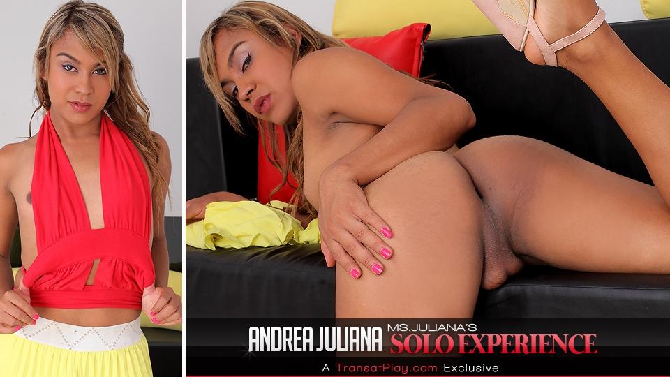 Trans500.com - Ms.Juliana's Solo Experience