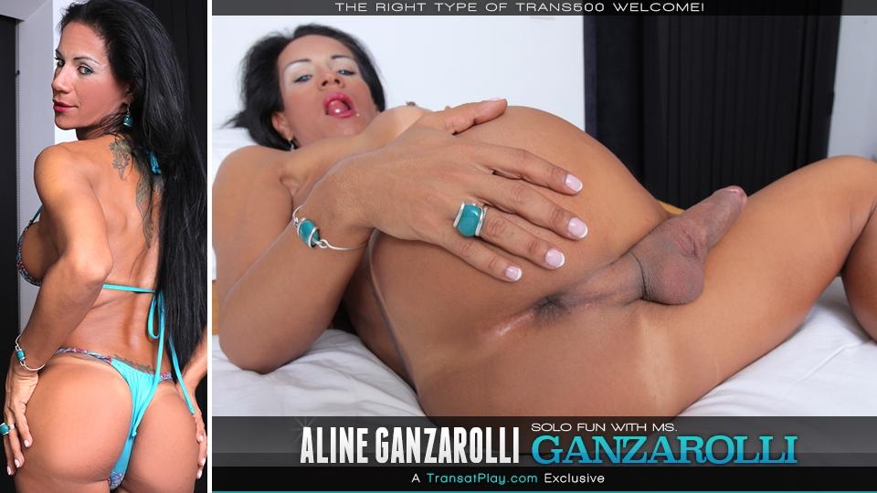 Trans500.com - Solo Fun with Ms.Ganzarolli