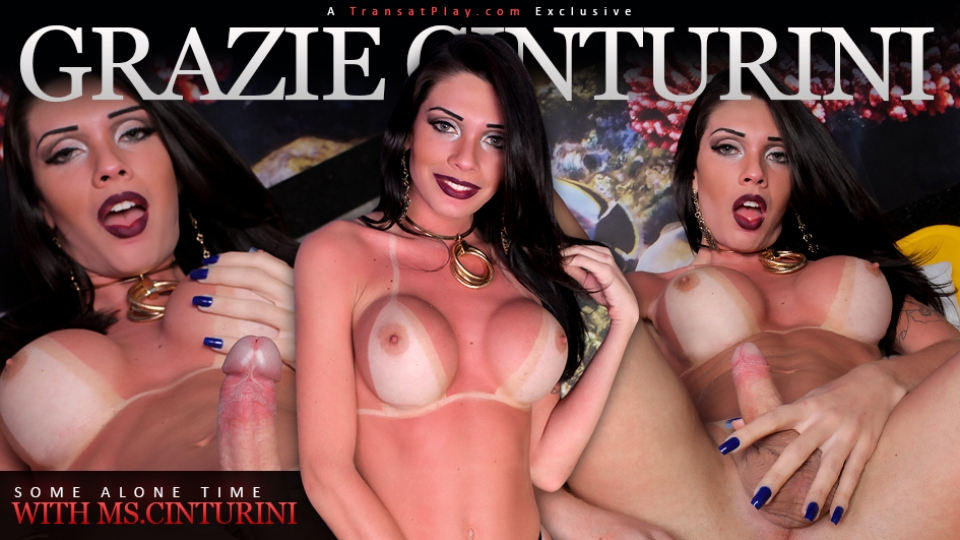 Trans500.com - Some Alone Time with Ms.Cinturini