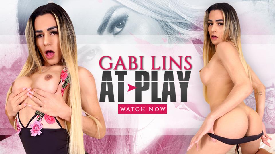 Trans500.com - Gabi Lins at Play